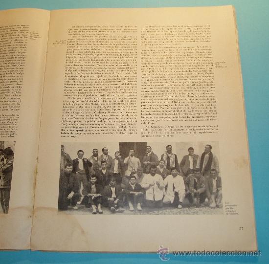 Libros de segunda mano: HISTORIA CRUZADA ESPAÑOLA. VOL. I. TOMO I. 1939. AÑOS PRECURSORES (1909 A 1923). FOTOS B/N Y LÁMINAS - Foto 4 - 27045040