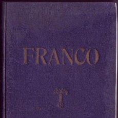 Libros de segunda mano: FRANCO. JOAQUÍN ARRARÁS. . Lote 27898176