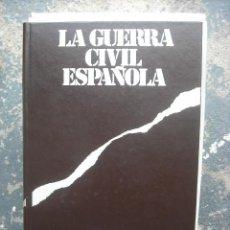 Libros de segunda mano: ENCICLOPEDIA LA GUERRA CIVIL ESPAÑOLA - 6 TOMOS - EDITADO POR URBION. Lote 28440866