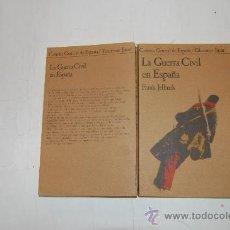Libros de segunda mano: LA GUERRA CIVIL EN ESPAÑA. FRANK JELLINEK RM52639. Lote 28628951