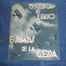 Libros de segunda mano: QUINTO CUERPO DE EJERCITO. Lote 28939114
