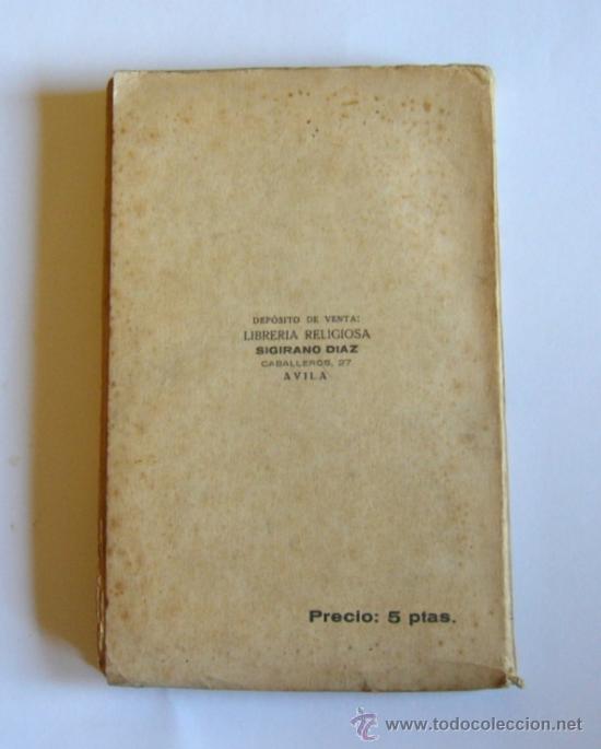 Libros de segunda mano: TIPOS Y SOMBRAS DE LA TRAGEDIA - J. PEREZ MADRIGAL - IMPRENTA SIGIRANO DIAZ 1937 - Foto 3 - 33742696