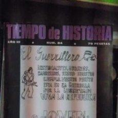 Libros de segunda mano: LA GUERRILLA ANTIFRANQUISTA Y OTROS ARTÍCULOS (BARCELONA, 1977) REVISTA TIEMPO DE HISTORIA AÑO III N. Lote 33982895