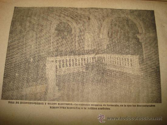 Libros de segunda mano: Antiguo POR QUÉ HICE LAS *CHEKAS* DE BARCELONA R, L. CHACON. - Foto 2 - 34651761
