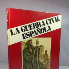 Libros de segunda mano: LA GUERRA CIVIL ESPAÑOLA EDICIONES URBIÓN LIBRO II TOMO 3 - AÑO 1983. Lote 36907317