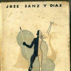 Libros de segunda mano: SANZ Y DÍAZ : LIRA BÉLICA (VALLADOLID, 1939). Lote 37417850