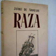 Libros de segunda mano: LIBRO-RAZA- ESCRITO POR GENERAL FRANCO,AÑO 1942,POST GUERRA CIVIL ESPAÑOLA,LEGION,REQUETE,FALANGE. Lote 37751988