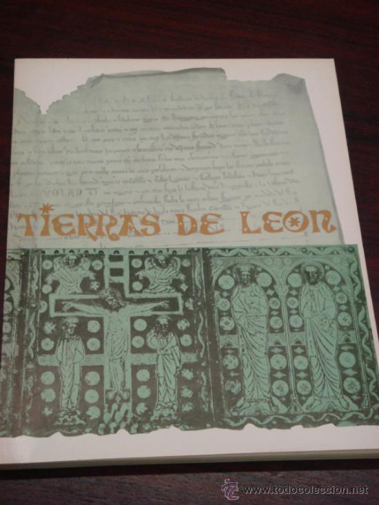 TIERRAS DE LEON. REVISTA DE LA DIPUTACIÓN PROVINCIAL. JUNIO 1971. AÑO XI. Nº 13. (Libros de Segunda Mano - Historia - Guerra Civil Española)