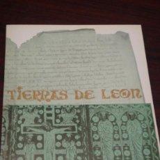 Libros de segunda mano: TIERRAS DE LEON. REVISTA DE LA DIPUTACIÓN PROVINCIAL. JUNIO 1971. AÑO XI. Nº 13.. Lote 38853377
