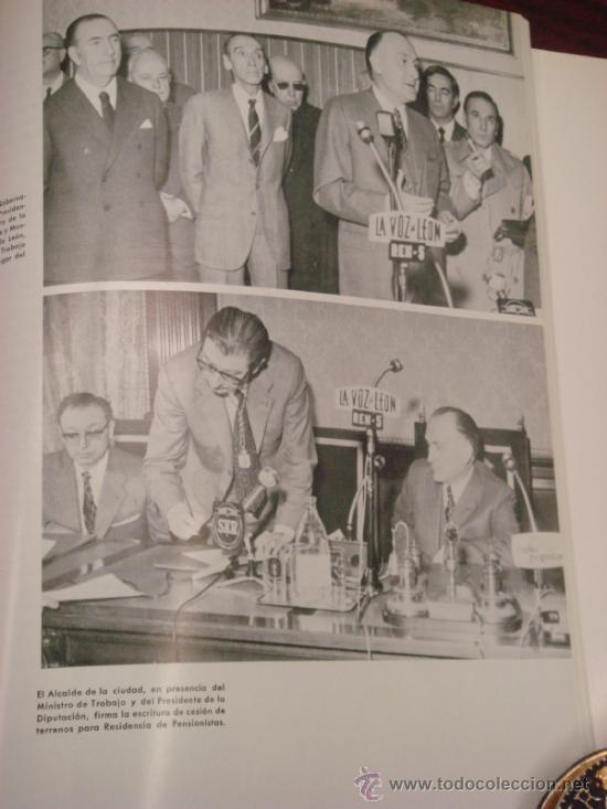 Libros de segunda mano: TIERRAS DE LEON. Revista de la Diputación Provincial. Junio 1971. Año XI. Nº 13. - Foto 6 - 38853377