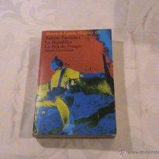 Libros de segunda mano - Ramón tamames. La república. La era de Franco. Historia de España Alfaguara VII - 39412201