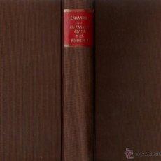 Libros de segunda mano: EL PASADO AZAÑA Y EL PORVENIR EMILIO MOLA VIDAL . ED. BERGUA 1934 * GUERRA CIVIL , REPÚBLICA *. Lote 39372436