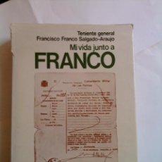 Libros de segunda mano: LIBRO 'MI VIDA JUNTO A FRANCO' . Lote 39400476