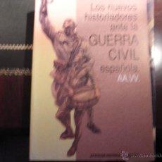 Libros de segunda mano: LOS NUEVOS HISTORIADORES DE LA GUERRA CIVIL ESPAÑOLA. (2 VOLS).. Lote 39906645