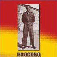 Libros de segunda mano: PROCESO A UN HOMBRE MUERTO EDUARDO LÓPEZ PASCUAL GASTOS DE ENVIO GRATIS. Lote 40382948