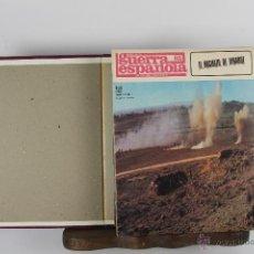 Libros de segunda mano: 4519- CRONICA DE LA GUERRA ESPAÑOLA. VV.AA. EDIT. CODEX. 5 VOL. 1966. . Lote 41552228