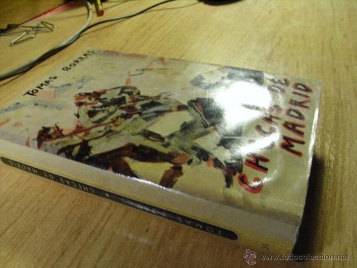 Libros de segunda mano: TOMÁS BORRÁS - CHECAS DE MADRID – BULLÓN 1963 - Foto 3 - 42930607