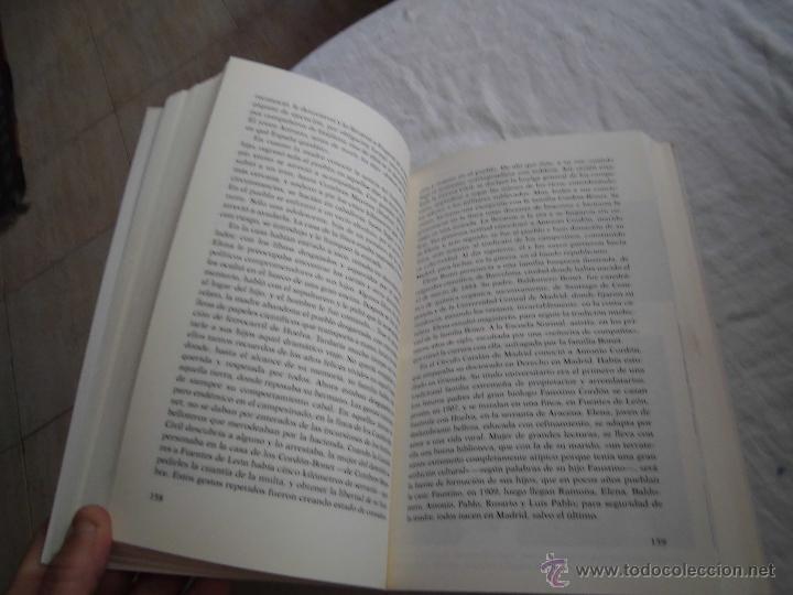 Libros de segunda mano: MUJER Y EXILIO 1939.ANTONINA RODRIGO .EDICIONES FLOR DEL VIENTO 2003.-1ª EDICION - Foto 3 - 43719460