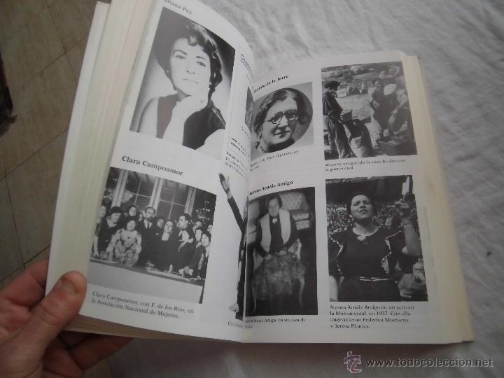 Libros de segunda mano: MUJER Y EXILIO 1939.ANTONINA RODRIGO .EDICIONES FLOR DEL VIENTO 2003.-1ª EDICION - Foto 4 - 43719460