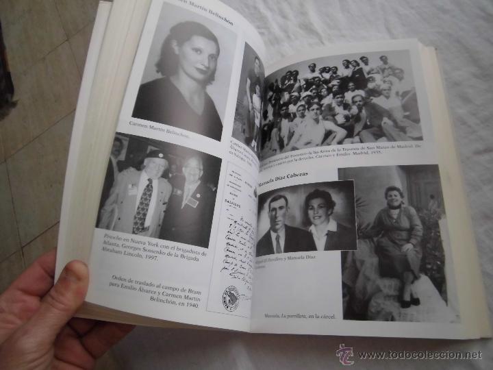 Libros de segunda mano: MUJER Y EXILIO 1939.ANTONINA RODRIGO .EDICIONES FLOR DEL VIENTO 2003.-1ª EDICION - Foto 5 - 43719460