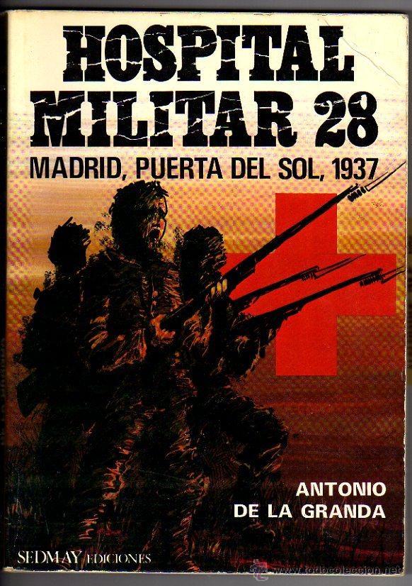 Hospital militar 28 madrid puerta del sol 19 comprar for Libreria puerta del sol