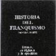 Libros de segunda mano: HISTORIA DEL FRANQUISMO, DIARIO 16. Lote 44664508
