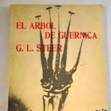 Libros de segunda mano: EL ARBOL DE GUERNICA, G. L. STEER, FELMAR. Lote 44878137