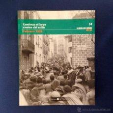 Libros de segunda mano: LA GUERRA CIVIL ESPAÑOLA. ( TOMO 34 ) BIBLIOTECA EL MUNDO 2005. Lote 151950273