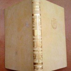 Libros de segunda mano: FRANCISCO JAVIER MARIÑAS GUERRA CIVIL ESPAÑOLA LIBRO-GENERAL VARELA- AÑO 1956 SOLO 200 UNI. FIRMADO. Lote 46002188
