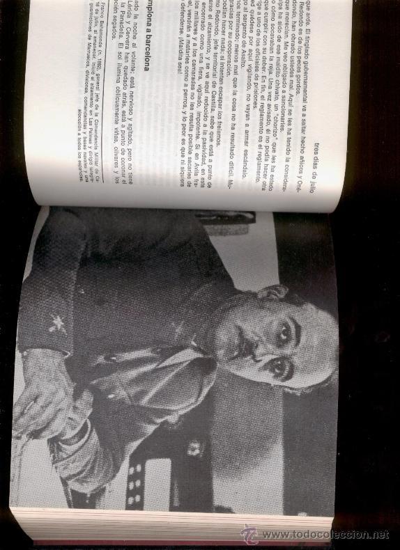 Libros de segunda mano: TRES DIAS DE JULIO (VOL. 18 y VOL. 20) - LUIS ROMERO (1969) - Foto 2 - 47550795