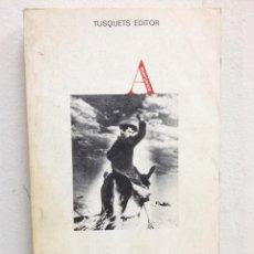 Libros de segunda mano: LAS COLECTIVIDADES CAMPESINAS 1936 - 1939. Lote 47649961