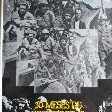 Libros de segunda mano: PEREZ BARO, ALBERT / 30 MESES DE COLECTIVISMO EN CATALUÑA ( 1936-1939) . Lote 48400072