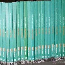 Libros de segunda mano: LA GUERRA CIVIL ESPAÑOLA MES A MES. COLECCIONABLE PERIÓDICO EL MUNDO. (1 VOL. = 7 €). Lote 98479102