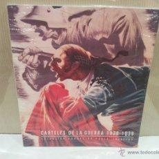 Libros de segunda mano: LIBRO CARTELES DE LA GUERRA 1936-1939 NUEVO PRECINTADO VER FOTOS COLECCION FUNDACION PABLO IGLESIAS. Lote 49559229