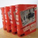Libros de segunda mano: HISTORIA DEL EJERCITO POPULAR DE LA REPUBLICA. RAMON SALAS. 4 TOMOS. TOMO I DEDICADO POR AUTOR.. Lote 49669828
