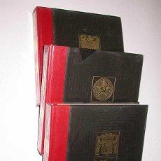 Libros de segunda mano: TRES DÍAS DE JULIO. 18, 19 Y 20. (3 VOLÚMENES). LUIS ROMERO. AMIGOS DE LA HISTORIA, 1967. Lote 50121966