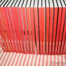 Livros em segunda mão: LA GUERRA CIVIL ESPAÑOLA 24 NÚMEROS FOLIO BARCELONA 1997. Lote 50862639