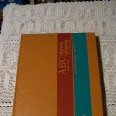 Libros de segunda mano: ABC DOBLE DIARIO DE LA GUERRA CIVIL EDITORIAL PRENSA ESPAÑOLA TOMO 4 19-3-1937 12-6-1937. Lote 52018129