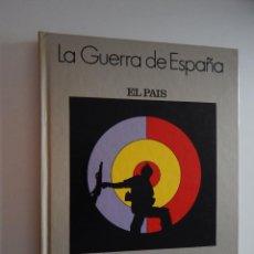 Libros de segunda mano: 1936-1939 LA GUERRA DE ESPAÑA - EL PAÍS, 1986. Lote 52919009