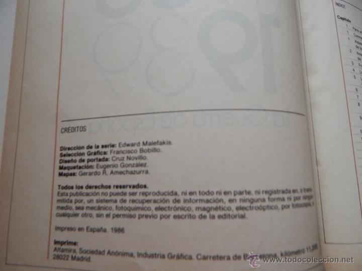 Libros de segunda mano: 1936-1939 La Guerra de España - El País, 1986 - Foto 4 - 52919009