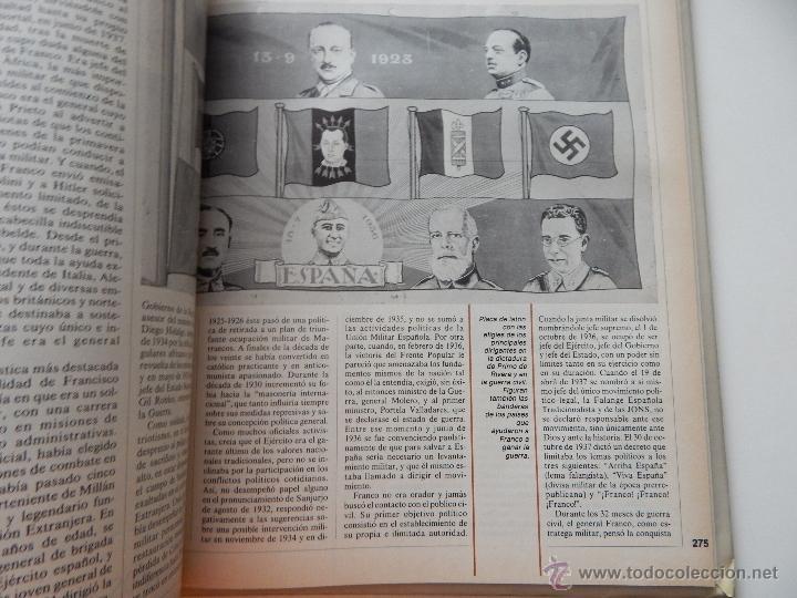 Libros de segunda mano: 1936-1939 La Guerra de España - El País, 1986 - Foto 7 - 52919009