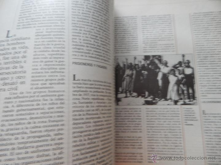 Libros de segunda mano: 1936-1939 La Guerra de España - El País, 1986 - Foto 8 - 52919009