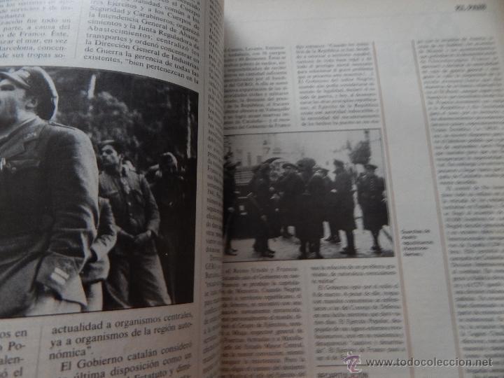 Libros de segunda mano: 1936-1939 La Guerra de España - El País, 1986 - Foto 10 - 52919009