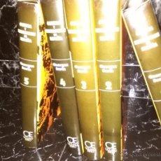 Libros de segunda mano: GEORGES SORIA. GUERRA Y REVOLUCIÓN EN ESPAÑA. 1936-1939. CIVIL COMPLETA 5 TOMOS. OCEANO EXITO. OBRA. Lote 53238886