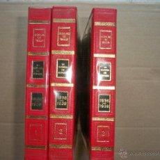 Libros de segunda mano: LA GUERRA DE ESPAÑA 1936 1939 JACQUES DE GAULE 3 TOMOS COMPLETA CIRCULO AMIGOS HISTORIA. Lote 54141749