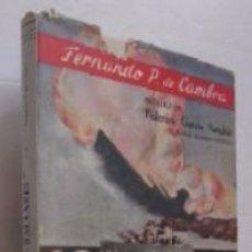 Libros de segunda mano: EL CRUCERO BALEARES - FERNANDO P. DE CAMBRA - AÑO 1941. Lote 55079371
