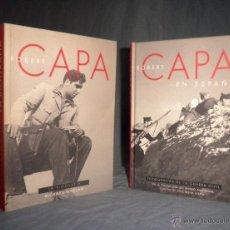 Libros de segunda mano - ROBERT CAPA·LA BIOGRAFIA·FOTOGRAFIAS GUERRA CIVIL - R.WHELAN. - 91431163