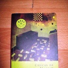 Libros de segunda mano: VIDAL, CÉSAR. CHECAS DE MADRID. Lote 57146729