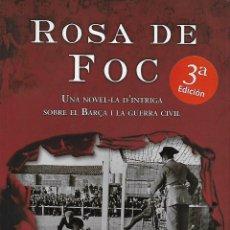 Libros de segunda mano: ROSA DE FOC. CATALUNYA.. Lote 57579178