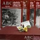 Libros de segunda mano: 1978.- DOBLE DIARIO DE LA GUERRA CIVIL. ABC 1936 -1939. TOMO 1º, FASCICULOS DEL 1 AL 10. Lote 57632075
